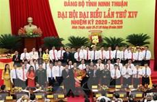 Đưa Ninh Thuận trở thành tỉnh phát triển khá của khu vực và cả nước