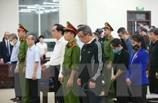 [Photo] Xét xử vụ án tại BIDV: Hội đồng xét xử tuyên án các bị cáo