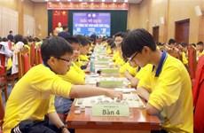 230 vận động viên tham dự Giải vô địch Cờ tướng trẻ toàn quốc năm 2020