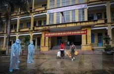 Việt Nam ghi nhận 10 ca mắc mới COVID-19, được cách ly ngay