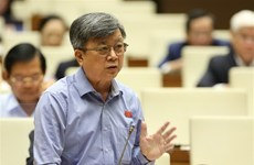 Đại biểu Trương Trọng Nghĩa: '10 năm tới đất nước ta phải cất cánh'