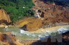 Vụ Thủy điện Rào Trăng 3: Chuyển sang tìm kiếm ở khu vực dòng suối