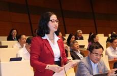 Toàn cảnh phiên thảo luận của Quốc hội về tình hình kinh tế-xã hội