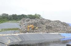 Hà Nội: Chấm dứt tình trạng người dân bới, nhặt rác tại bãi Nam Sơn