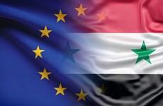 Liên minh châu Âu trừng phạt hàng loạt quan chức chính phủ Syria