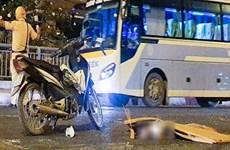 Cần Thơ: Tai nạn trên cầu Hưng Lợi khiến hai bà cháu tử vong