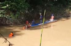 Lâm Đồng: Tìm thấy thi thể người dân bị lật xuồng ở suối Hai Cô