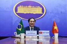 Tham khảo Chính trị cấp Thứ trưởng Ngoại giao Việt Nam-Brazil