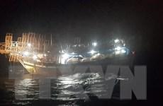 Đưa thuyền viên bị tai biến nguy kịch trên biển về bờ an toàn