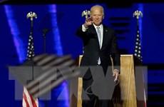 Nhiều nhà lãnh đạo kỳ vọng mối quan hệ với Mỹ dưới thời ông Joe Biden