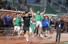 Đánh bại Sài Gòn FC với tỷ số 1-0, Viettel lần đầu vô địch V-League
