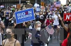 Bầu cử Mỹ: Ông Joe Biden chuẩn bị cho việc thành lập chính phủ mới
