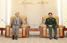 Việt Nam-Trung Quốc tiếp tục đẩy mạnh hợp tác về quốc phòng