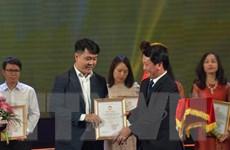 TTXVN đoạt 4 giải báo chí 'Vì sự nghiệp Đại đoàn kết toàn dân tộc'