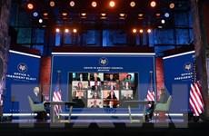 Bầu cử Mỹ 2020: Lãnh đạo các nước G7 chúc mừng ông Joe Biden