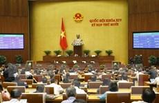 Thông qua Nghị quyết về kế hoạch phát triển kinh tế-xã hội năm 2021