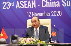 Thủ tướng Nguyễn Xuân Phúc chủ trì Hội nghị Cấp cao ASEAN-Trung Quốc