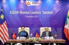 Phụ nữ đóng góp cho công cuộc phục hồi toàn diện, bền vững của ASEAN
