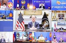 Thái Lan đề xuất 3 lĩnh vực hợp tác cho quan hệ ASEAN-Mỹ