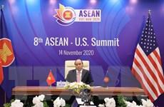 Những hình ảnh về Hội nghị Cấp cao ASEAN-Hoa Kỳ lần thứ 8