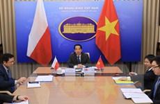 Tham khảo chính trị cấp Thứ trưởng Ngoại giao Việt Nam-Ba Lan