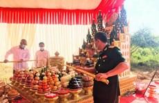 Khởi công xây Đài Hữu nghị Việt Nam-Campuchia tại tỉnh Tbong Khmum