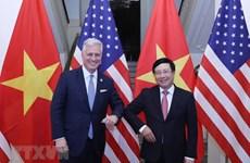 """'Quan hệ Việt Nam-Hoa Kỳ ngày càng phát triển mạnh mẽ"""""""