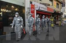 Hàn Quốc ghi nhận 33 ca mắc mới COVID-19 trong quân đội