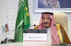 Saudi Arabia trao lại chức chủ tịch luân phiên G20 cho Italy