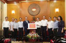 Tăng cường công tác với người Việt ở nước ngoài: 5 năm một chặng đường