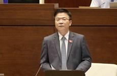 Bộ trưởng Lê Thành Long: Tập trung giải quyết dứt điểm các vụ án lớn