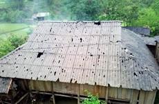 Hỗ trợ kinh phí khắc phục hậu quả mưa lũ, sạt lở ở các tỉnh phía Bắc