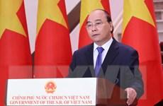 Thủ tướng dự khai mạc Hội nghị thương mại-đầu tư Trung Quốc-ASEAN