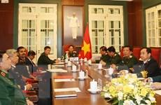 Bộ trưởng Ngô Xuân Lịch điện đàm với Bộ trưởng Quốc phòng Ấn Độ