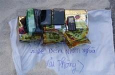 Điện Biên: Bắt đối tượng vận chuyển trái phép 6kg ma túy đá