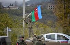Azerbaijan tiếp quản huyện cuối cùng do Armenia trao trả