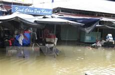 Khánh Hòa: Mưa lớn gây ngập cục bộ, Nha Trang bị ảnh hưởng nặng nề