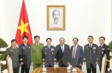 Tăng cường quan hệ hợp tác giữa cơ quan công an, cảnh sát Việt-Hàn