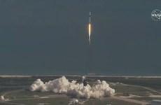 NASA phóng tàu Dragon phiên bản được nâng cấp khoang chở hàng