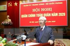 Tổng Bí thư, Chủ tịch nước: Quân đội không được chủ quan, thỏa mãn