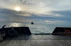 Lữ đoàn Tàu ngầm 189 Hải quân cứu hộ tàu chở hàng của Nga