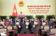 Bế mạc Kỳ họp thứ 18 Hội đồng Nhân dân thành phố Hà Nội khóa XV