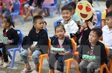 Nối nhịp yêu thương cho những trẻ em có hoàn cảnh khó khăn