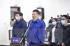 Xét xử vụ án tại CDC Hà Nội: Các bị cáo gây thiệt hại hơn 5,4 tỷ đồng