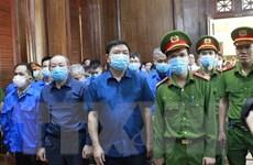 Xét xử sơ thẩm vụ án sai phạm tại tuyến cao tốc TP.HCM-Trung Lương