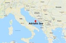 Croatia và Italy nhất trí về việc tuyên bố EEZ trên biển Adriatic