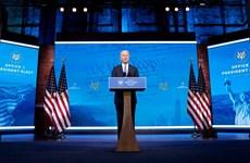 Bầu cử Tổng thống Mỹ: Chiến thắng khó đảo ngược của ông Joe Biden