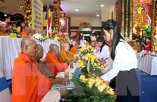 Hội nghị chuyên đề Phật giáo Nam tông Khmer tại Vĩnh Long