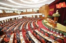 Bế mạc Hội nghị lần thứ 14 Ban Chấp hành Trung ương Đảng