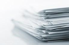 Bãi bỏ một số văn bản quy phạm pháp luật do Thủ tướng ban hành